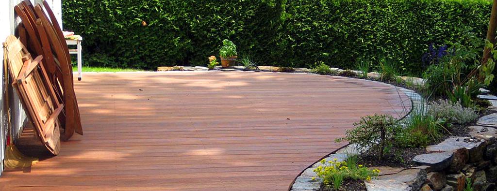 Holzterrassen | Urbin Gartengestaltung Dießen