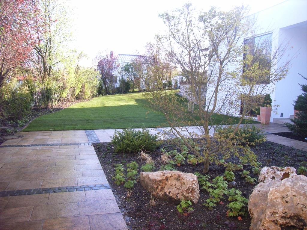 Gartenplanung urbin gartengestaltung die en for Gartenbeispiele gestaltung