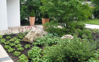 Gartengestaltungen Bepflanzung